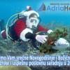 Deda Mraz postoji, rekao mi Uskršnji zeka