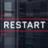 How to restart a Dedicated server