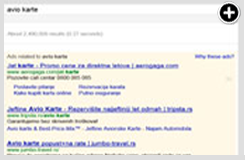Search kampanja